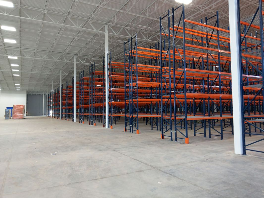 Installation of Racks & Shelving image